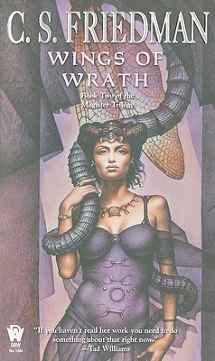 Wings of Wrath - Friedman, C S