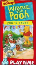 Winnie the Pooh: Fun N Games -