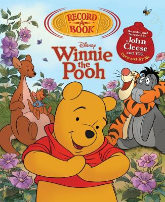 Winnie the Pooh Record-A-Book - Miller, Sara (Retold by), and Cleese, John (Narrator)