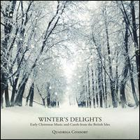 Winter's Delights: Early Christmas Music and Carols from the British Isles - Quadriga Consort