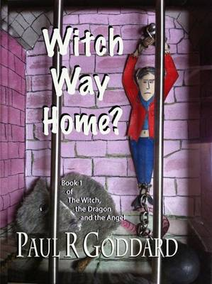 Witch Way Home: Book 1 - Goddard, Paul R.