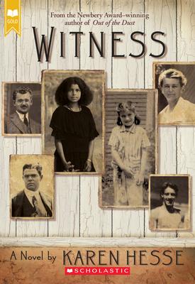 Witness - Hesse, Karen
