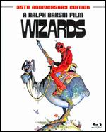 Wizards [35th Anniversary Edition] [Blu-ray] - Ralph Bakshi