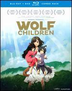 Wolf Children [3 Discs] [Blu-ray/DVD]