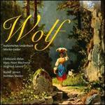Wolf: Italienisches Liederbuch; Mörike-Lieder