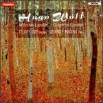 Wolf: M�rike Lieder, Goethe Lieder