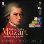 Wolfgang Amadeus Mozart: Complete String Quartets