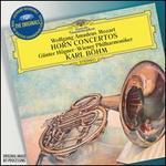 Wolfgang Amadeus Mozart: Horn Concertos