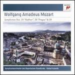 "Wolfgang Amadeus Mozart: Symphonies No. 35 ""Haffner"", 38 ""Prague & 39"