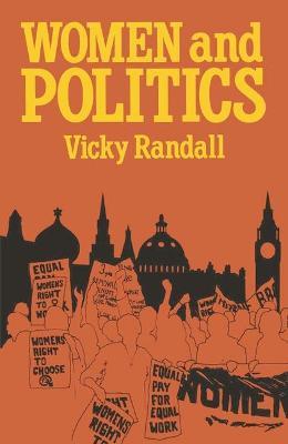 Women and Politics - Randall, Vicky