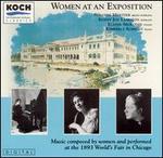 Women at an Exposition