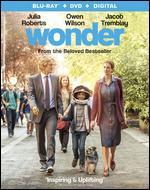 Wonder [Includes Digital Copy] [Blu-ray/DVD] - Stephen Chbosky