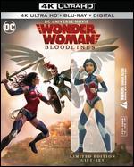 Wonder Woman: Bloodlines - Justin Copeland; Sam Liu