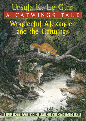 Wonderful Alexander and the Catwings - Le Guin, Ursula K