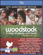 Woodstock [Director's Cut] [40th Anniversary] [Ultimate Collector's Edition] [2 Discs] [Blu-ray]