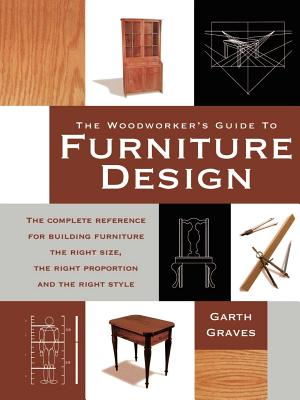 Woodworkers Guide to Furniture Design - Graves, Garth