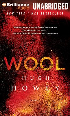 Wool - Howey, Hugh, and Sayle, Amanda (Read by)