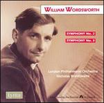Wordsworth: Symphony Nos. 2 & 3