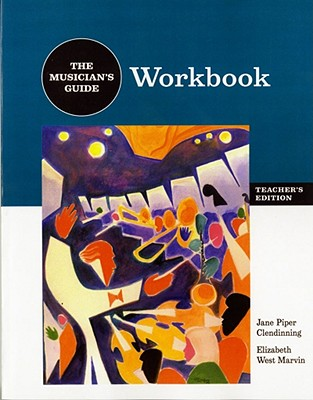 9780393976656: Workbook Answer Key: for The Musician's Guide