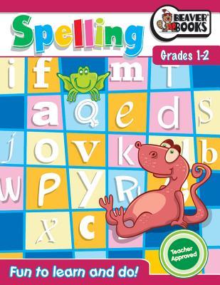 Workbook Bbk: Spelling - 1-2 - Beaver Books (Editor)