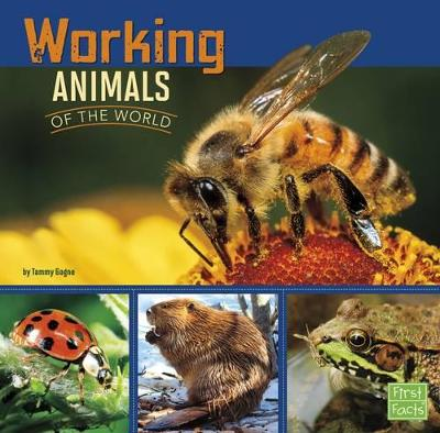 Working Animals of the World - Gagne, Tammy