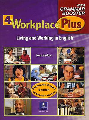 Workplace Plus 4 with Grammar Booster - Collins, Tim