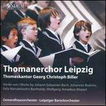 Works by Bach, Brahms, Mendelssohn Bartholdy, Mozart