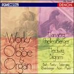 Works for Oboe & Organ