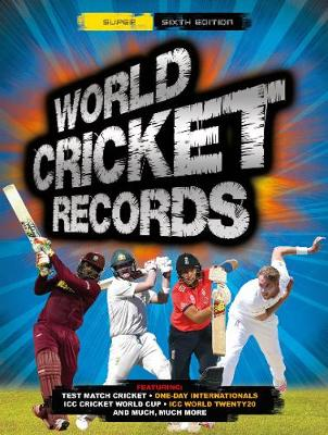 World Cricket Records 14 - Hawkes, Chris