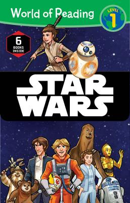 World of Reading Star Wars Boxed Set - Disney Book Group