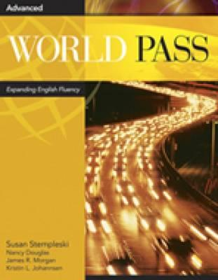 World Pass Advanced: Combo Split B - Stempleski, Susan