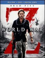 World War Z [Unrated] [2 Discs] [Includes Digital Copy] [Blu-ray/DVD]