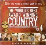 Worlds Best Award Winning Country, Vol. 4 [Bonus DVD]