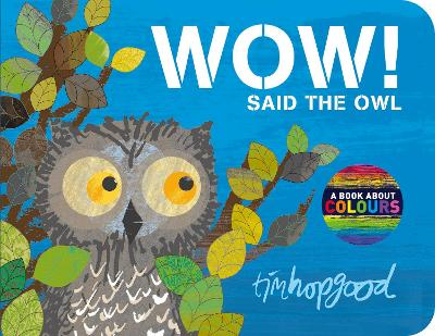 Wow! Said the Owl - Hopgood, Tim