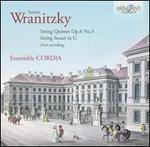 Wranitzky: String Quintet Op. 8/3; String sextet in G