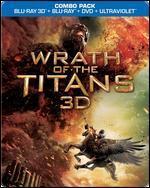 Wrath of the Titans 3D [2 Discs] [Includes Digital Copy] [3D] [Blu-ray/DVD]