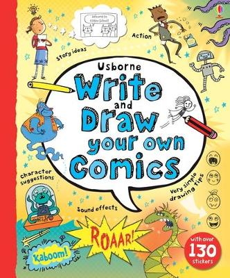 Write and Draw Your Own Comics - Stowell, Louie