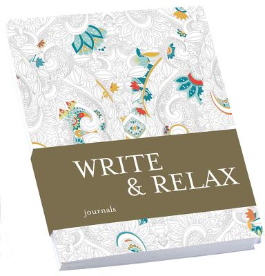 Write & Relax Journals - Lark Crafts