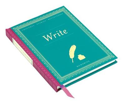 Write to Remember Classic Journal - Galison (Creator)