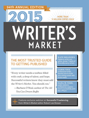 Writer's Market - Brewer, Robert Lee (Editor)