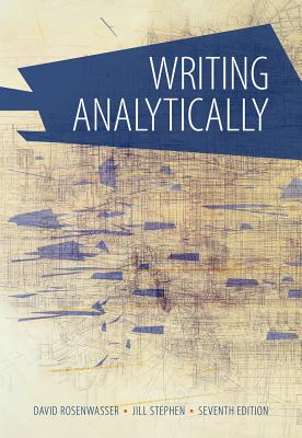 Rent writing analytically 7th edition