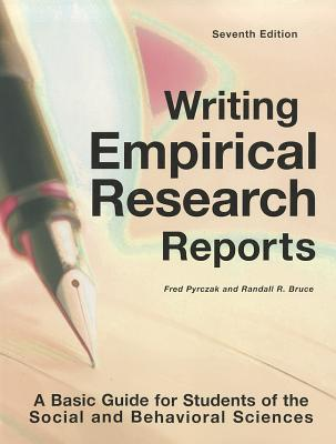 Guide for writing a research paper