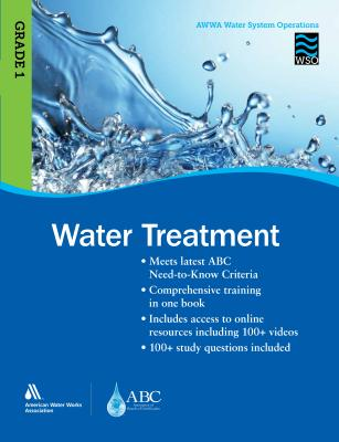 Wso Water Treatment, Grade 1 - Awwa