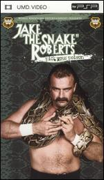 WWE: Jake the Snake Roberts: Pick Your Poison [Collector's Edition] [UMD]