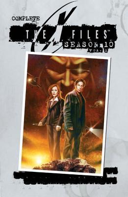 X-Files: Complete Season 10, Volume 1 - Harris, Joe, Professor