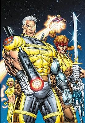 X-Force & Cable Volume 1: The Legend Returns Tpb - Nicieza, Fabian