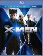 X-Men [2 Discs] [Includes Digital Copy] [Blu-ray/DVD]