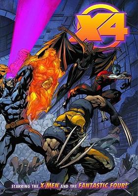 X-Men/Fantastic Four - Yoshida, Akira, and Marvel Comics (Text by)