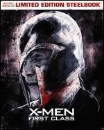 X-Men: First Class [Includes Digital Copy] [Blu-ray] [SteelBook]