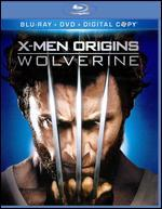 X-Men Origins: Wolverine [2 Discs] [Includes Digital Copy] [Blu-ray/DVD]